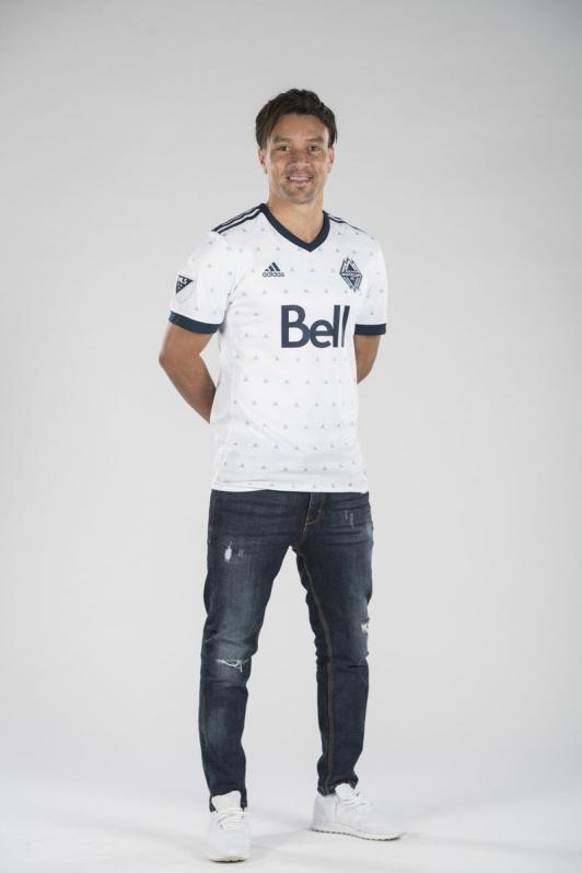 Vancouver Whitecaps MLS Jerseys