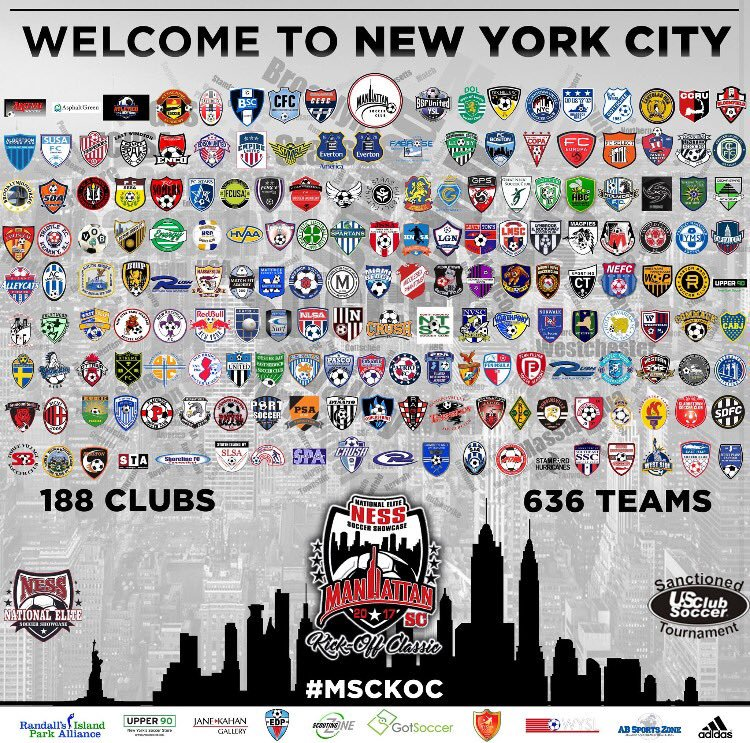 Manhattan Soccer Club Kick-Off Classic