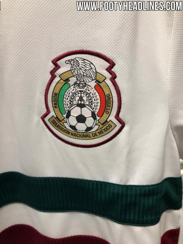 41ad4d673 Mexico 2018 World Cup Away Jersey Has Been Leaked