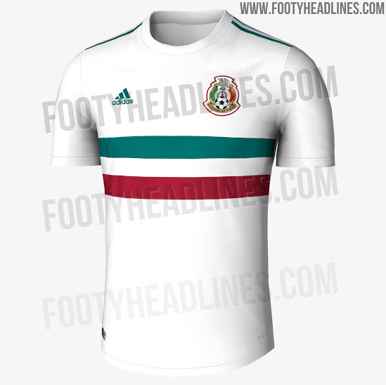 a7894d512b6 Mexico 2018 World Cup Away Jersey Has Been Leaked