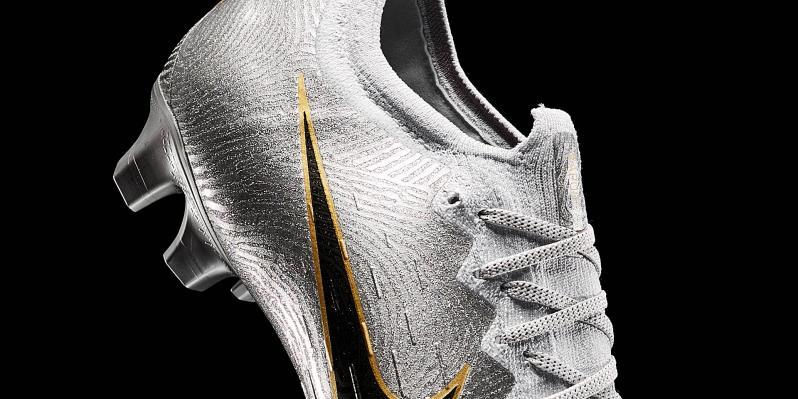 c5ffdaf3d Luka Modric Nike Mercurial Vapor Gets Chromed-Out Edition