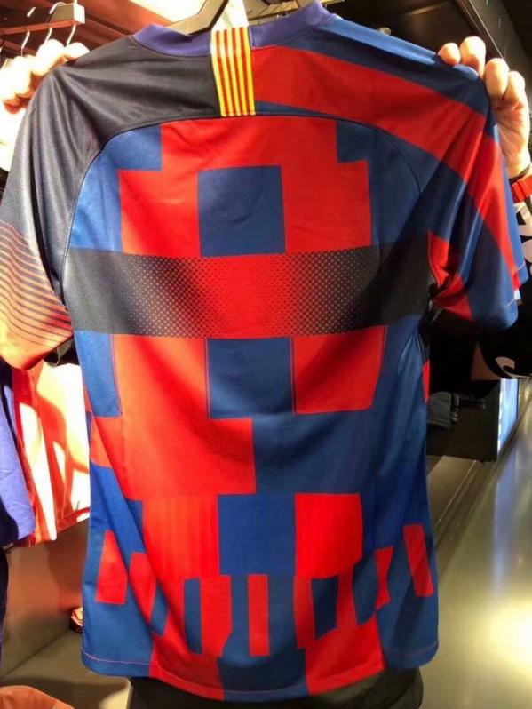 huge sale 8187b 13fdd Nike To Drop Barca Jerseys That Incorporate Last 20 Years Of ...