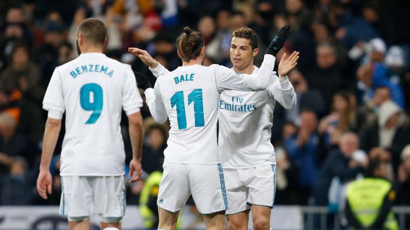 Pertandingan Real Madrid melawan PSG