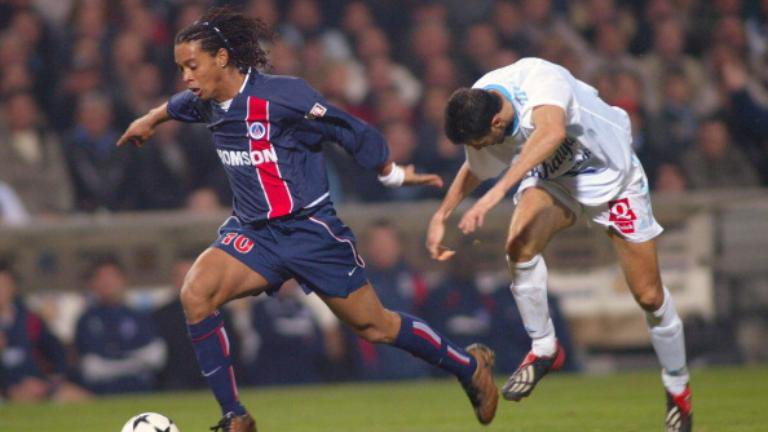 Ronaldinho PSG highlights