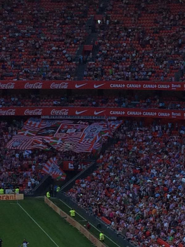 Athletic Bilbao - San Mamés On Match Day