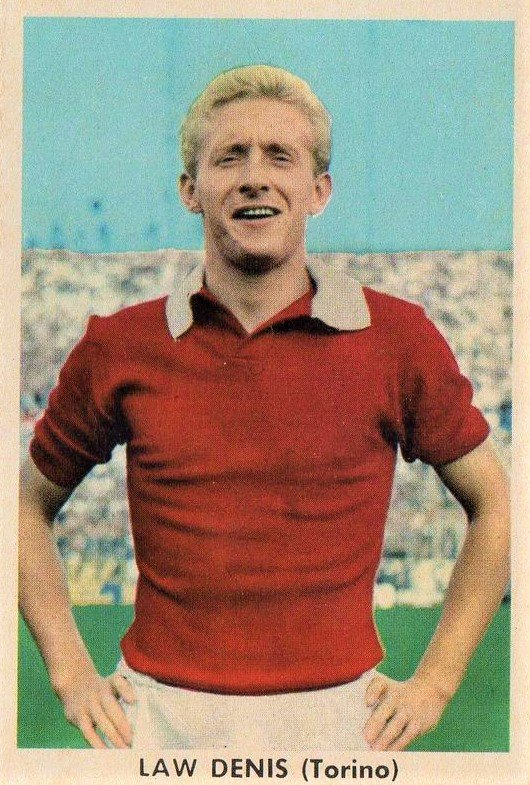 Scottish Footballers in Italy: Denis Law