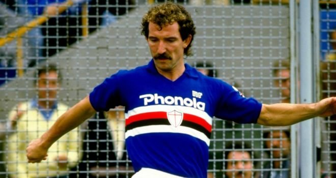 Scottish Footballers in Italy: Graeme Souness