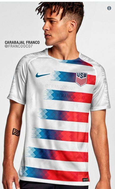 new arrival f826f 70e21 2018 World Cup Kits