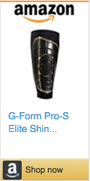 Best Soccer Gifts For Players- G Form Pro-S Elite Shin Guards