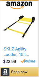 Best Soccer Gifts For Players- SKLZ Agility Ladder