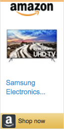 Best Gifts For Gamers - Samsung 4K Smart TV