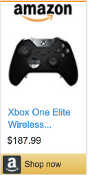 Best Gifts For Gamers - XBOX One Elite Controller