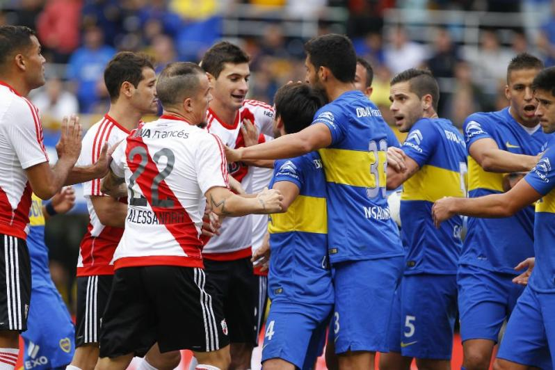 How to watch the Superclasico