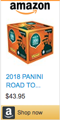Best Soccer Gifts Online - Panini Road To The FIFA World Cup Package