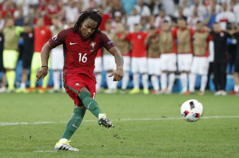 Renato Sanches pass