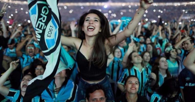 Gremio wins Copa Libertadores for the third time