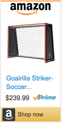 Best Soccer Gifts For Kids - Goalrilla Rebound Trainer