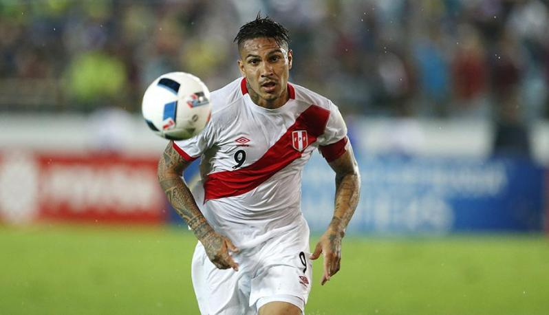Peru striker Paolo Guerrero available for World Cup after drugs ban reduced