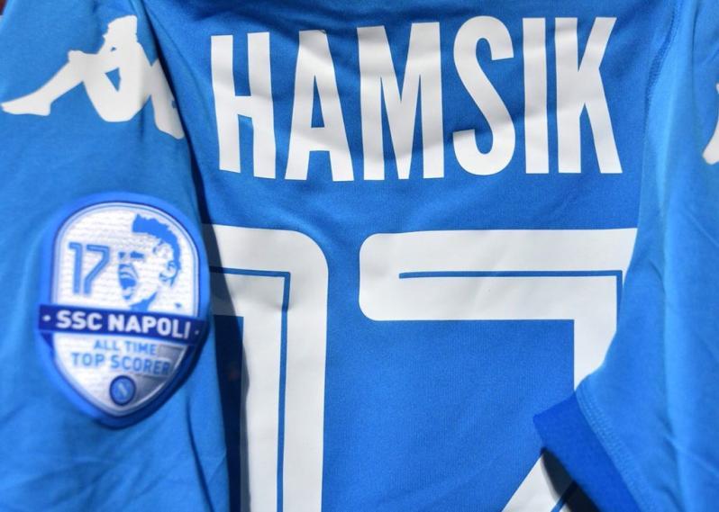 """La increíble coincidencia que """"revela"""" a Hamsik como miembro de los ... 986e9e907483e"""