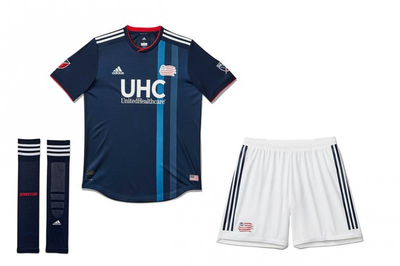 2018 MLS Uniforms