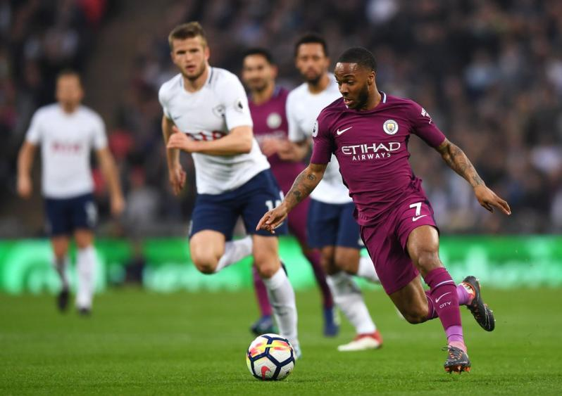 What time is Tottenham Hotspur v Manchester City live on TV?