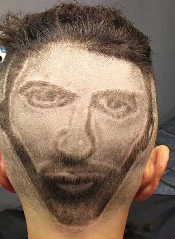 weird sergio ramos haircut that s breaking the internet
