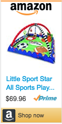 Best Soccer Gifts For Kids - Little Sport Star Play Gym Soccer