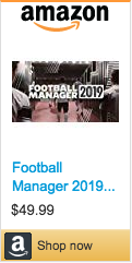 Best Gifts For Gamers - Football Manager 2019