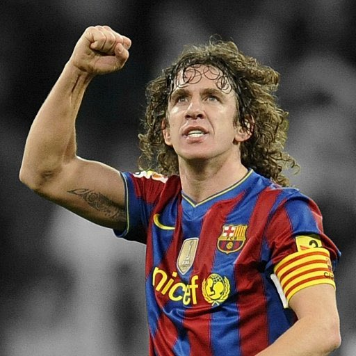 Puyol: Center backs traditionally wear soccer position numbers 2, 3 or 4