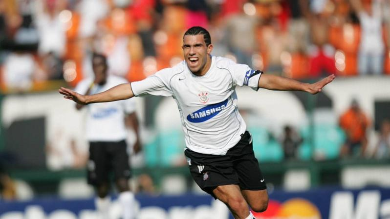 Tevez at Corinthians