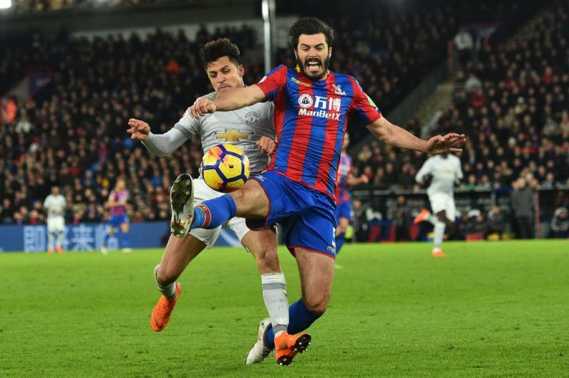 Mourinho praises his players for 'amazing' match at the Palace