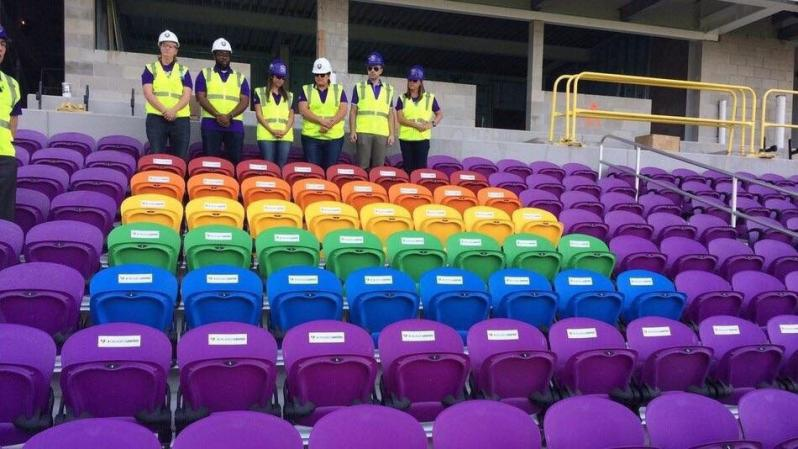 Orlando City Stadium Pulse Nightclub Memorial