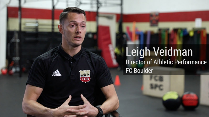 ACL Injury Prevention For Kids - Leigh Veidman, FC Boulder Director Of Athletic Performance