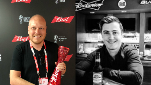 Keenan Thompson and Christopher Perkins, AB InBev and Budweiser