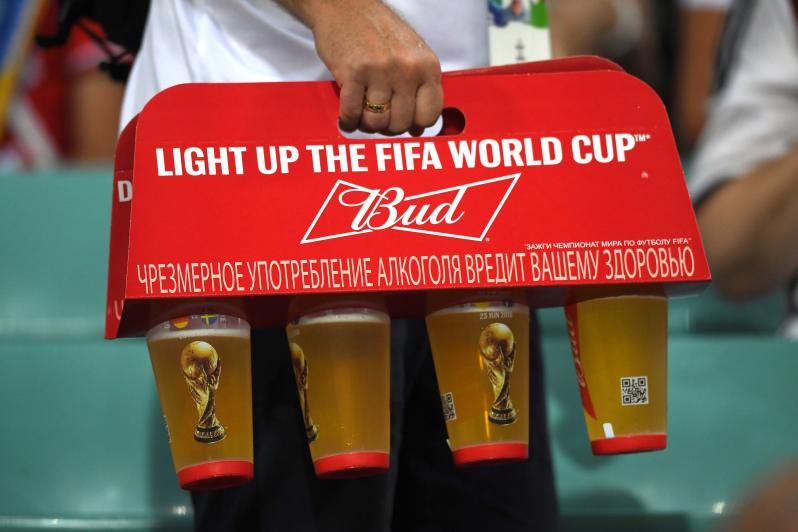 Budweiser World Cup Advertising Campaign