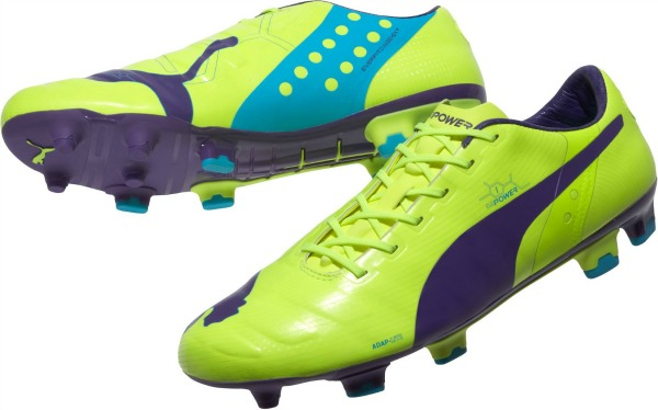Top Football Boots - Puma EvoPower