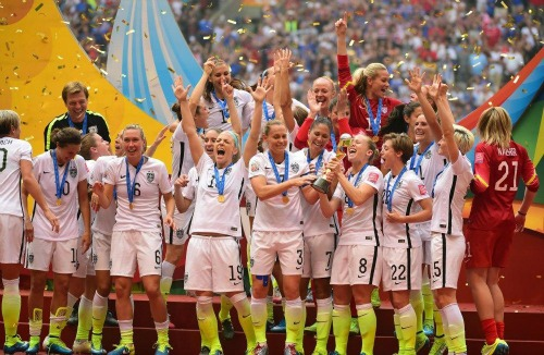 Open Letter To FIFA - USWNT 2015