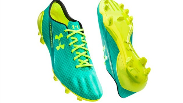Top Football Boots - Underarmour SpeedForm