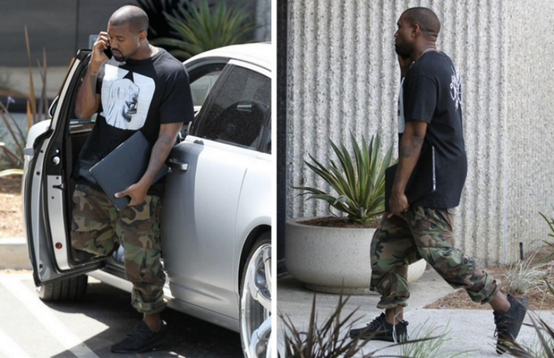 1c318d6c1de Yeezy Ace  Check Out Pics Of Kanye s New Football Boots