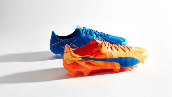 Top Football Boots - Puma EvoSpeed