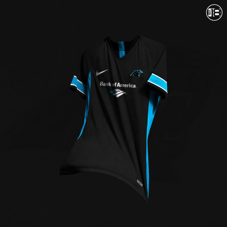 online retailer 9fe2c 71f20 What If NFL Teams Had Soccer Jerseys? We Designed Kits For ...