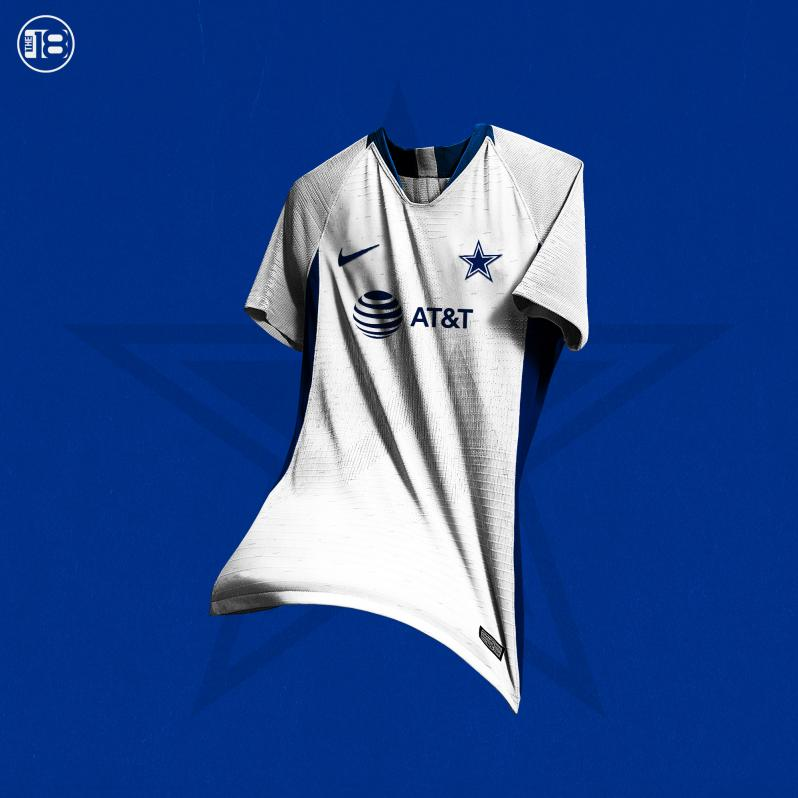 4237c63f What If NFL Teams Had Soccer Jerseys? We Designed Kits For All 32 Teams
