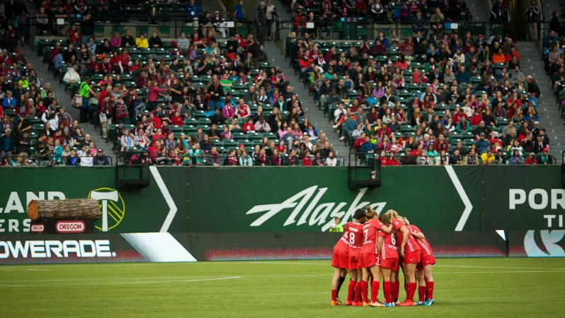 Thorns Stadium.