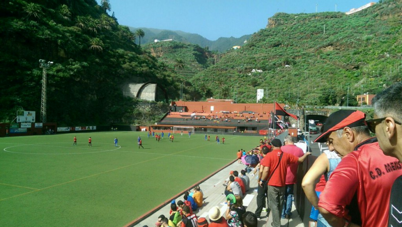pictures of amazing stadiums, estadio silvestre Carrillo
