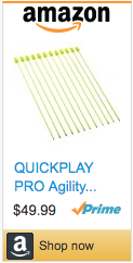 Best Soccer Gifts For Coaches - Quickplay Pro Agility Poles