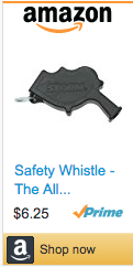 Best Soccer Gifts For Coaches - Storm Survival Crime Whistle
