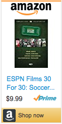 Best Soccer Gifts - 30 For 30 Soccer Stories