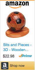 Best Soccer Gifts - 3D Soccer Ball Puzzle