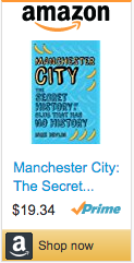 Best Soccer Gifts - Manchester City Secret History
