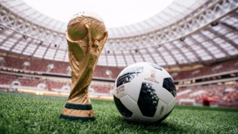 World Cup 2018 Groups - Jules Rimet Trophy